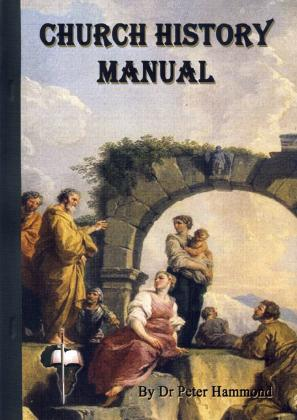 CHURCH HISTORY MANUAL