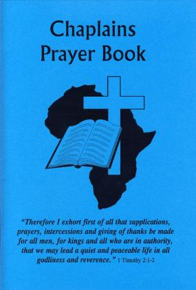 CHAPLAINS PRAYER BOOK