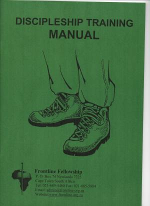 DISCIPLESHIP TRAINING MANUAL