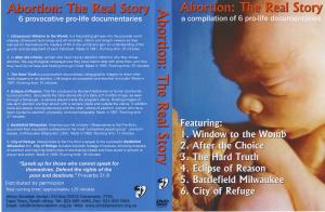 ABORTION: THE REAL STORY - DVD