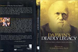 DARWIN'S DEADLY LEGACY - DVD