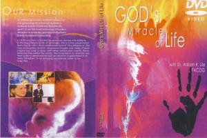 GOD'S MIRACLE OF LIFE DVD