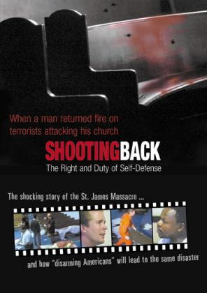 SHOOTING BACK -  DVD