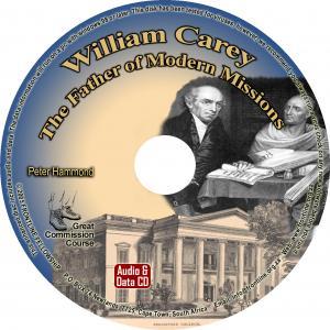 WILLIAM CAREY CD