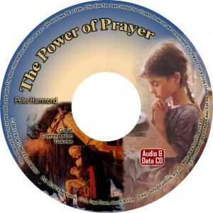 THE POWER OF PRAYER CD