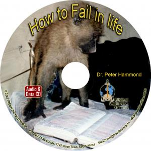 HOW TO FAIL IN LIFE CD