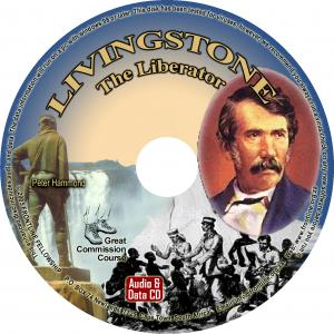 LIVINGSTONE THE LIBERATOR CD