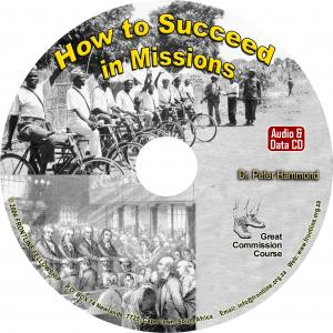 HOW TO SUCCEED IN MISSIONS
