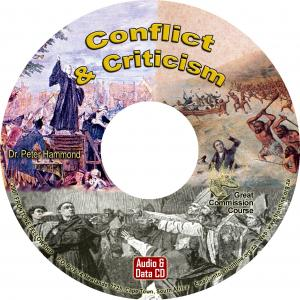 CONFLICT AND CRITICISM CD