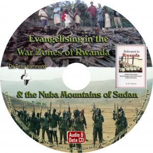 EVANGELISING IN THE WAR ZONES