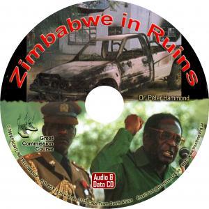 ZIMBABWE IN RUINS CD