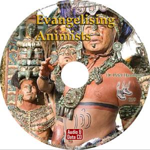 EVANGELISING ANIMISTS - CD