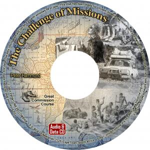 CHALLENGE OF MISSIONS - CD
