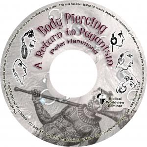 BODY PIERCING CD