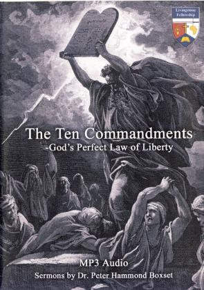 THE TEN COMMANDMENTS - MP3