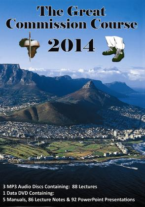 THE GREAT COMMISSION COURSE 2014