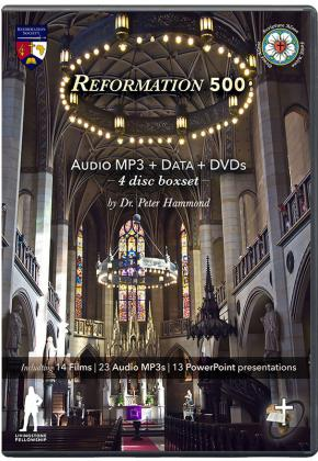 Reformation 500 MP3 + DVDs