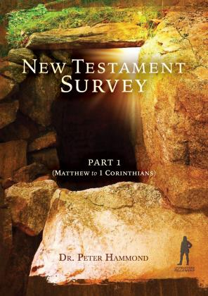 New Testament Survey part 1