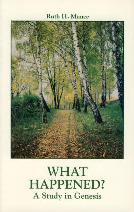WHAT HAPPENED ? A STUDY IN GENESIS