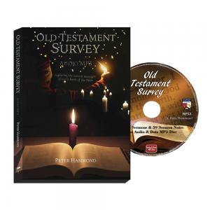 Old Testament Survey MP3