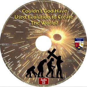 COULDN'T GOD HAVE USED EVOLUTI