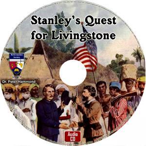 STANLEY'S QUEST FOR LIVINGSTON