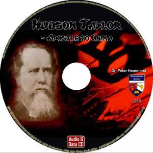 HUDSON TAYLOR - APOSTLE TO CHI