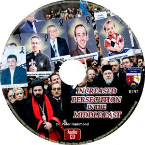 INCREASED PERSECUTION IN THE MIDDLE EAST