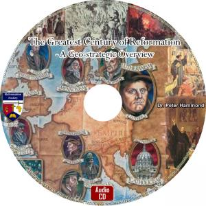 THE GREATEST CENTURY OF REFORMATION - A GEO-STRATE