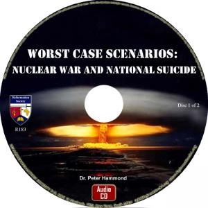 WORST CASE SCENARIOS: NUCLEAR WAR AND NATIONAL SUI