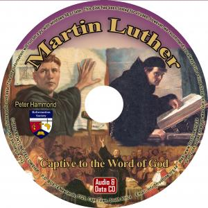 MARTIN LUTHER CD