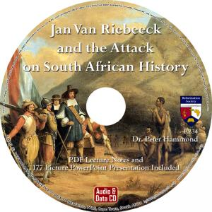 JAN VAN RIEBEECK AND THE ATTACK ON SOUTH AFRICAN H