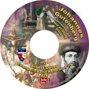 JOHANNES GUTENBERG CD