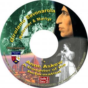 GIROLAMO SAVONAROLA CD