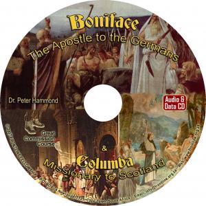 BONIFACE & COLUMBA CD