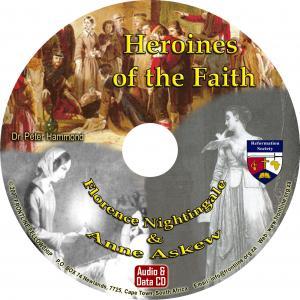 HEROINES OF FAITH CD
