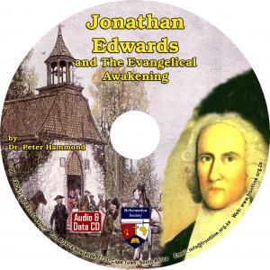 JONATHAN EDWARDS CD