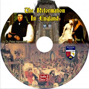 REFORMATION IN ENGLAND CD