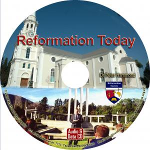 REFORMATION TODAY CD