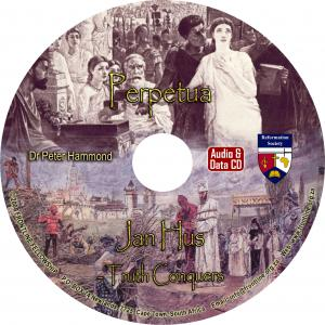 PERPETUA & JAN HUS CD