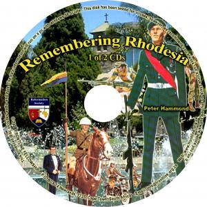 REMEMBERING RHODESIA (2 CDs)
