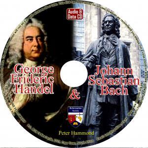 GEORGE F. HANDEL & JOHANN SEBA