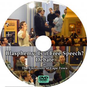 BLASPHEMY - IS IT FREE SPEECH?