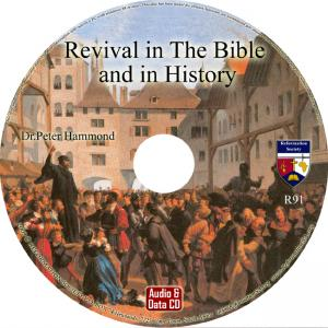 REVIVAL IN THE BIBLE & IN HIST