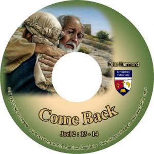 COME BACK CD