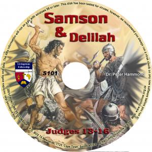 SAMSON & DELILAH - CD