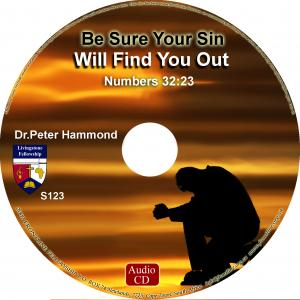 BE SURE YOUR SIN WILL FIND YOU OUT - CD