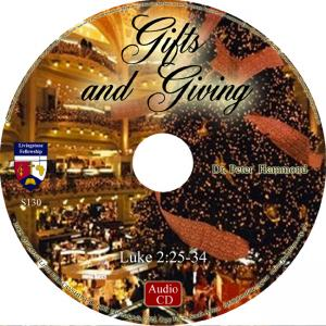GIFTS AND GIVING - CD