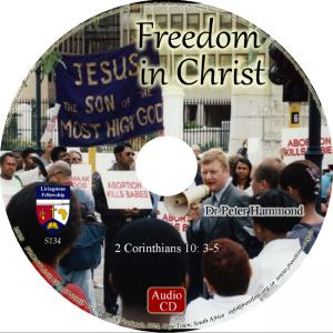 FREEDOM IN CHRIST - CD