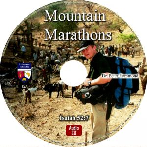 MOUNTIAN MARATHONS - CD